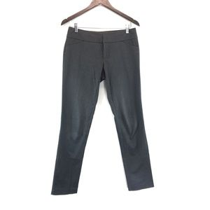 Ecru Straight Leg Pants